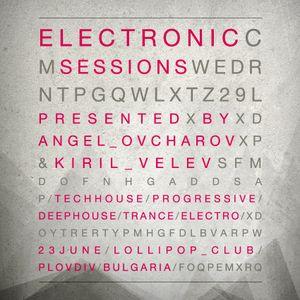 Villageman pres. Electronic Sessions. Live @ Club Lollipop. June 23rd, 2012.