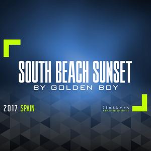South Beach Sunset #01 by Golden Boy