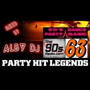 Party Hit Legends #63 - The Best 90's Hits Songs