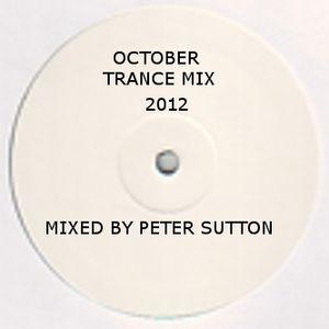 October Trance Mix 2012