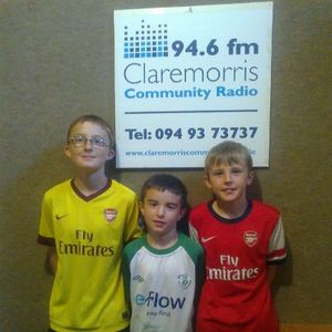 Liam, Shane and Noel's show GW1 2012/13 Season