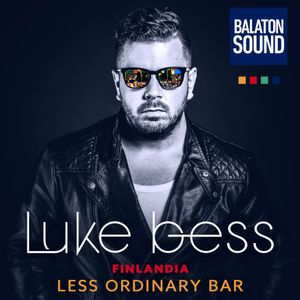 LUKE BESS live! @ Balaton Sound 2014, Finlandia Less Ordinary Bar
