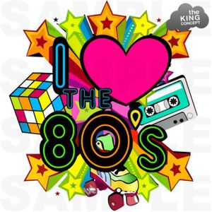 I Love The Eighties!!!! Some of mu favourite 80s remixed songs mixed by yours truly- Stevie Cee