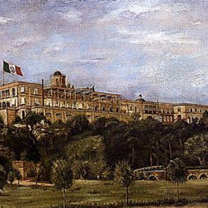 Colegio Militar. Castillo de Chapultepec
