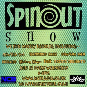 The Spinout Show 22/01/20 - Episode 208 with Lee 'Grimmers' Grimshaw