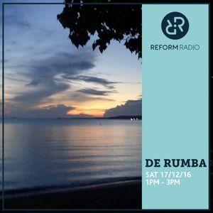 De Rumba 17th December 2016
