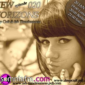 Deep Cult - New horizons 020 [20 Jan 2012] on InsomniaFm