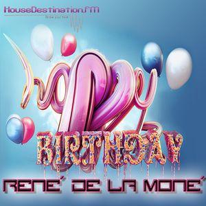 """House Experience """"René de la Moné B-Day Bash"""" - 08.09.2012"""