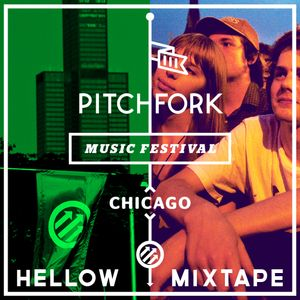 Hellow Podcast. Pitchfork Music Festival #1