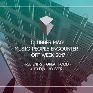Live @ Generator BCN for Clubber Magazine Off Week 2017