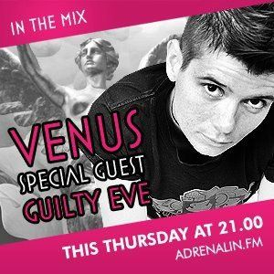 Guilty Eve - Not Stoppin' @ Venus Show