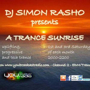 Trance Sunrise Episode 25