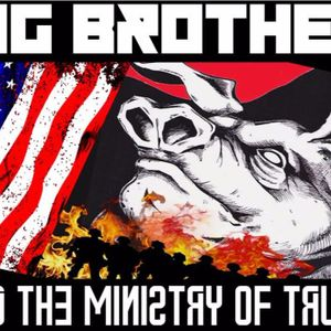 PIG BROTHER AND THE MINISTRY OF TRUTH W/ JP SOTTILE- 12 December, 2016