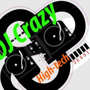 DJ Crazy - High-tech Session (vinyl)