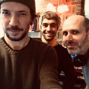 Le Mellotron: Anders with DJ Cam & Theo Terev // 09-01-2020