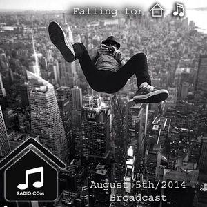 House Music Radio 2014 August 5th Broadcast