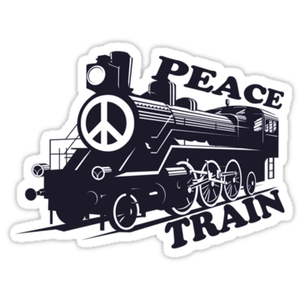 Peacetrain 113, broadcast on 12 May 2015