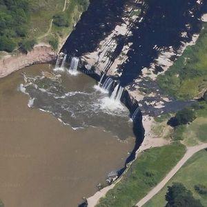 """2012-07-08 Contaminación Saladillo- coordinador """"Somos Agua"""""""