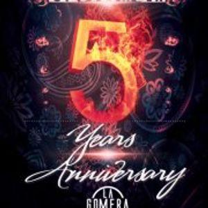 dj's Nabil vs Sammir @ 5 Years La Gomera 01-12-2012 p1