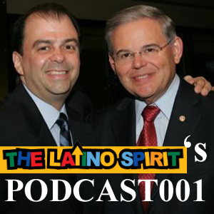 The Latino Spirit's - Podcast 001. Hosted by Jeff Guerra w/ Axel Miranda