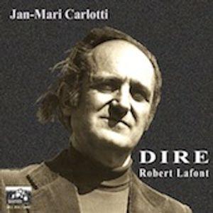 Jòclong 25 Jan Mari Carlòtti Dire de Robèrt Lafont