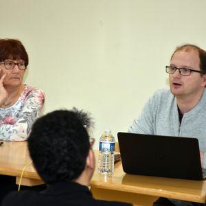 Intervention de Benoit Dejaiffe, chercheur en sciences de l'éducation, 17.03.18