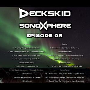 Deckskid -  Sonoxphere Episode 05 (January 07 2018)