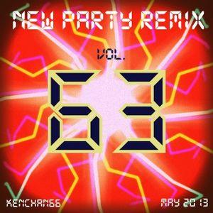 NEW PARTY REMIX VOL.63