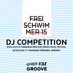 Freischwimmer 15 DJ Competition - German House Rockers