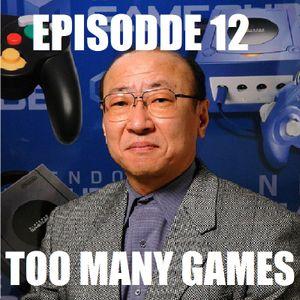 D1Pcast Episode 12 - Too Many Games (Ft. Anathema- & Slug)