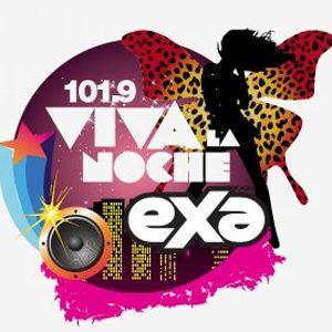 CLUB 69 CON DJ JONAS 69 EN VIVA LA NOCHE CON DULCE MARIA VALDEZ  POR EXA FM 101.9 FM 16 DE ENERO