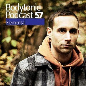 Bodytonic Podcast 057 : Elemental