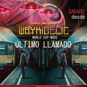 WAYKIDELIC /SURYA CHANDRA aka Triveni Tania / TRILOBITE MUSIC-SEPHIRA RECORDS/CUSCO-PERU/ 16.06.18