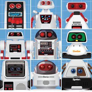 Moorieman & Rockasoo Beat The 9 Master Robots!!! (Hip-Hop meets Electronic)