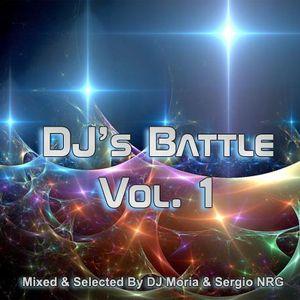 V.A. - DJ's Battle Vol. 1 (Mixed By DJ Moria & Sergio NRG)