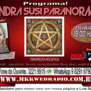 Programa Sandra Susi Paranormal 13.09.2017
