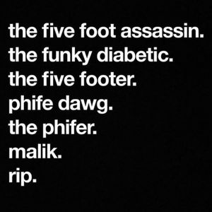 The Five Footer - A tribute to Phife Dawg