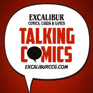 SORCERER SUPREMES EVERYWHERE! RA'S AL GHUL TARGETS DAMIEN WAYNE! WHAT? Talking Comics for 10.26.16!