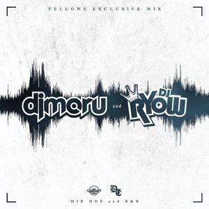 """FELLOWS EXCLUSIVE MIX"" DJ M@RU & DJ RYOW"