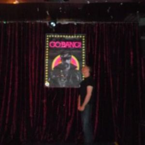 Steve Fabus at Go BANG! September 2011 Set A