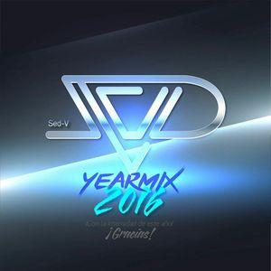 DJ SED-V - Yearmix 2016