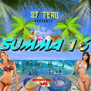 DJ-TERO SUMMA 16 MIXTAPE FULL VOL 3 2016