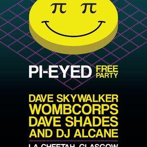 Dave Shades Live @ Pi-Eyed June 2012