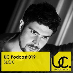 Underground City Podcast 019 by SLOK