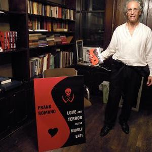 Love and Terror in the Middle East with author Frank Romano