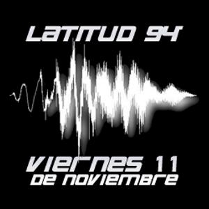 Set Live VIERNES DANCE LATITUD 94' - 11/11/2011 (tomy Hughes)
