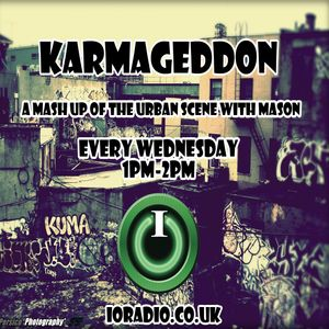 Karmageddon with Mason on IO Radio 01/04/15