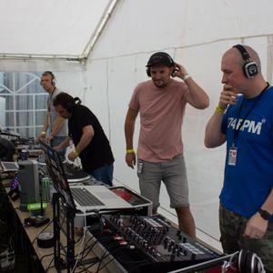 KFest Silent Disco 2017 - Nu Disco with DJ Toph