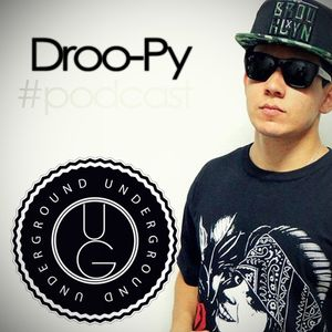 Podcast 002   Droo-Py @UG Studio 31-08-15