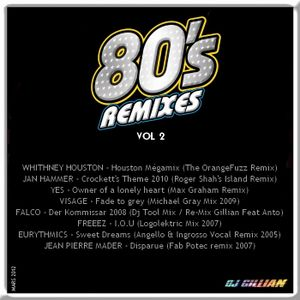 CLUB 80'S REMIXED vol 2
